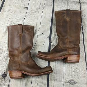 Women's Frye Calvary cowboy boots